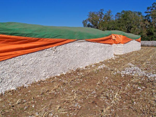 Cotton Module Tarps